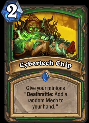 Cybertech Chip
