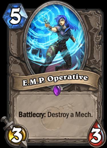 EMP Operative