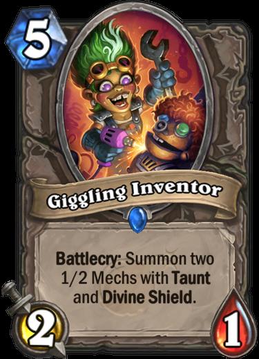 Giggling Inventor
