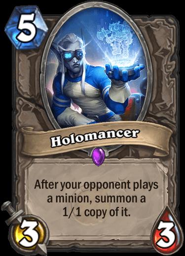 Holomancer