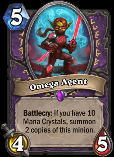 Omega Agent