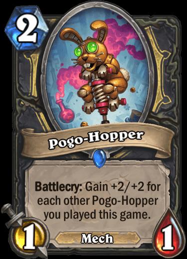 Pogo Hopper