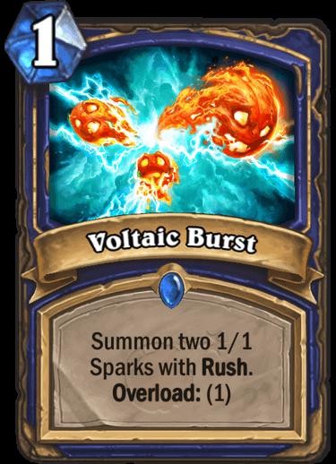 Voltaic Burst