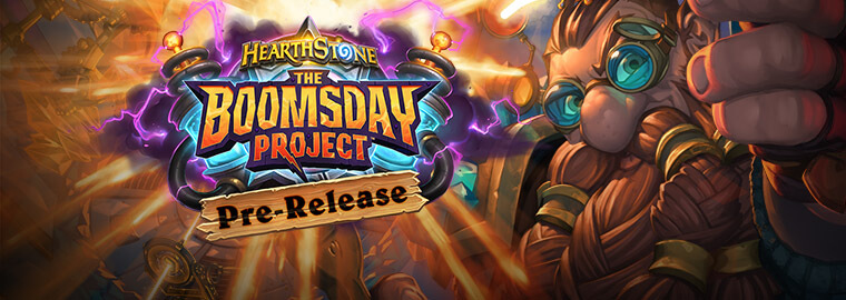 Boomsday Pre-release Fireside Gathering
