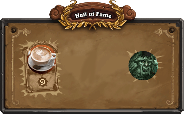 Hall of Fame - hearthstone hungary