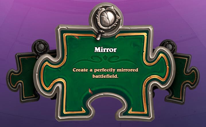 Mirror Puzzle Hearthstone