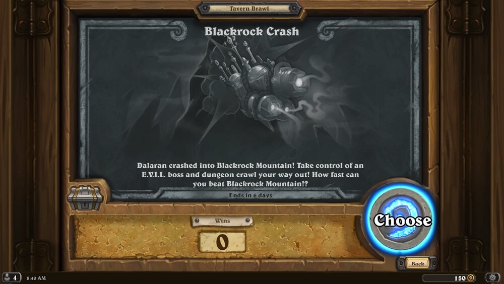 Blackrock Crash