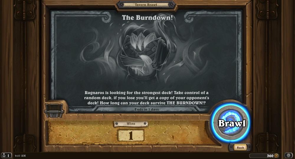 The Burndown