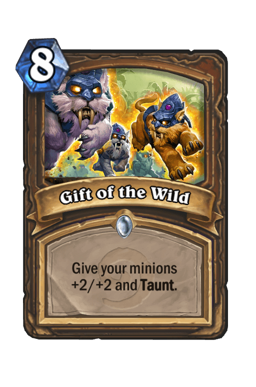 Gift of the Wild