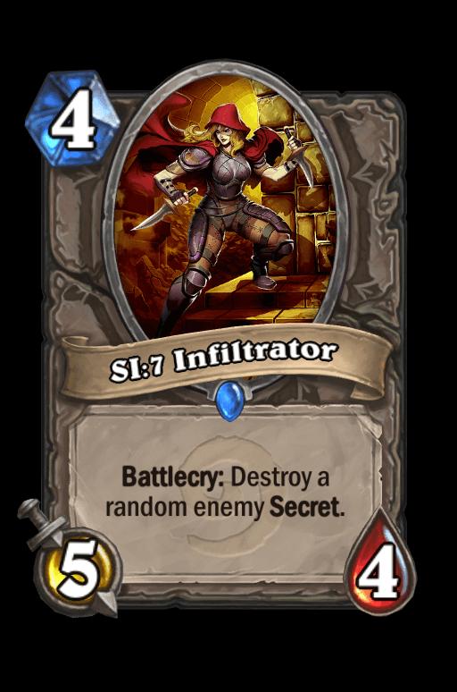 SI:7 Infiltrator