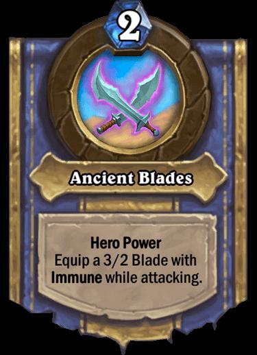 Ancient Blades