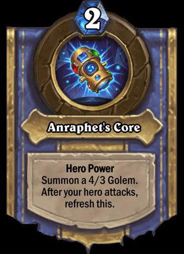 Anraphets Core