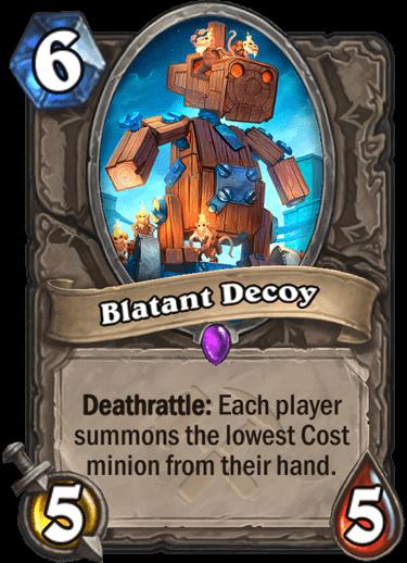 Blatant Decoy