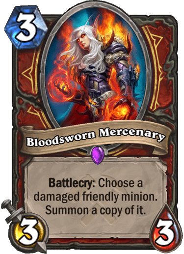 Bloodsworn Mercenary