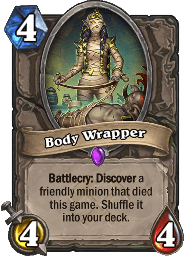 Body Wrapper