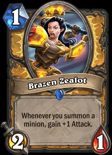 Brazen Zealot