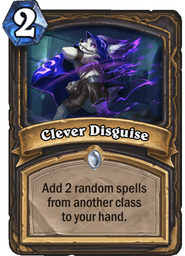 Clever Disguise