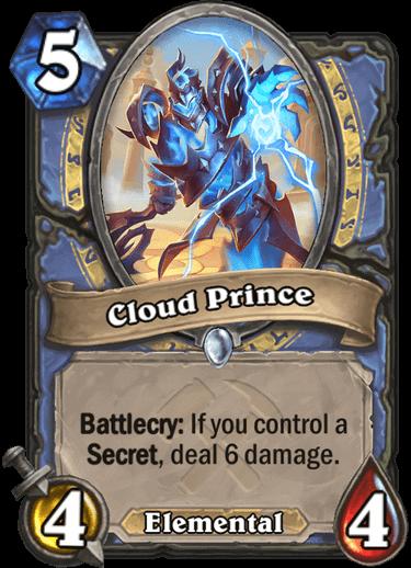 Cloud Prince
