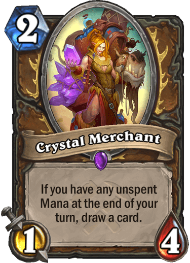 Crystal Merchant
