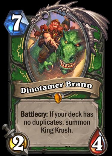 Dinotamer Brann