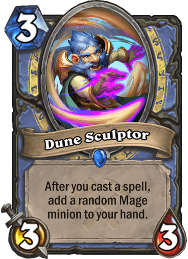 Dune Sculptor