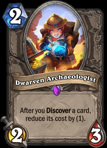 Dwaren Archeologist