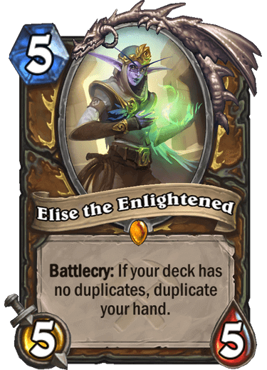 Elise the Enlightened