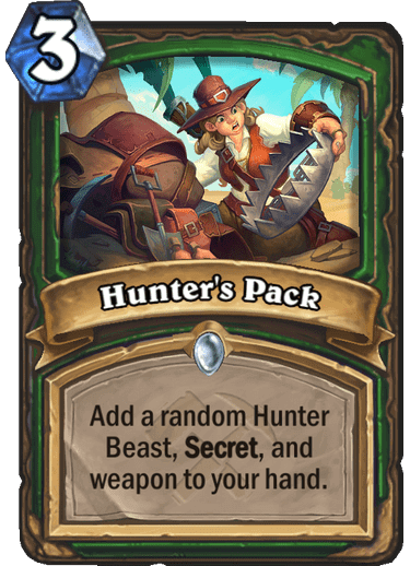 Hunter's Pack