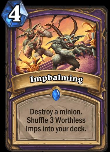 Impbalming