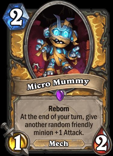 Micro Mummy