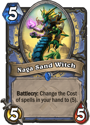 Naga Sand Witch