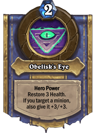 Obelisk Eye