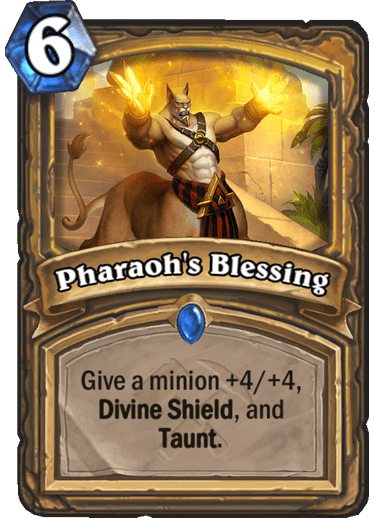 Pharaoh Blessing