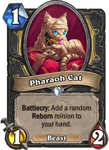 Pharaoh Cat