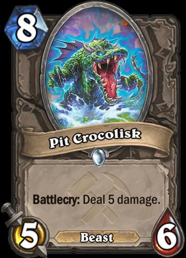 Pit Crocolisk