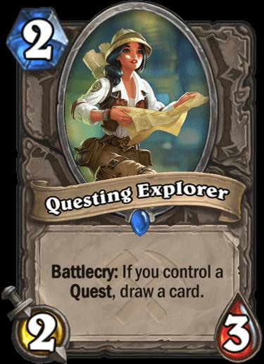 Questing Explorer