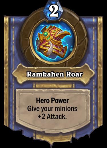 Ramkahen Roar