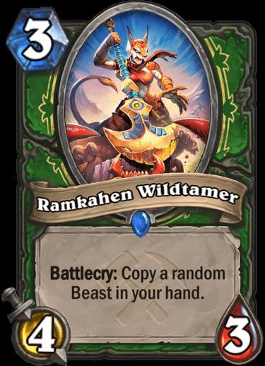 Ramkahen Wildtamer