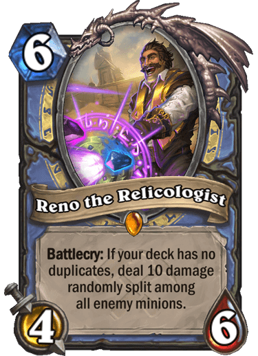 Reno the Relicologist