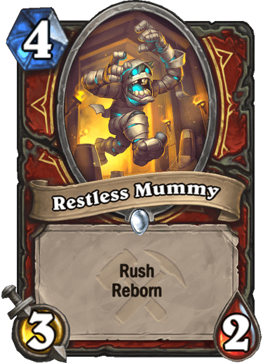 Restless Mummy