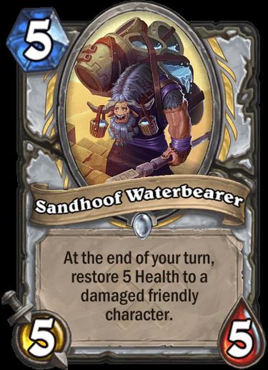Sandhoof Waterbearer