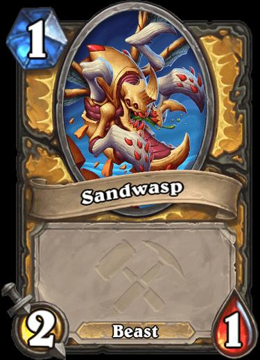 Sandwasp