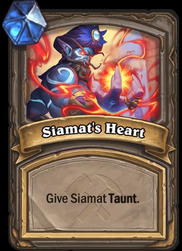 Siamat Heart