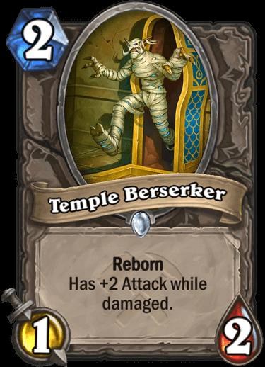 Temple Berserker