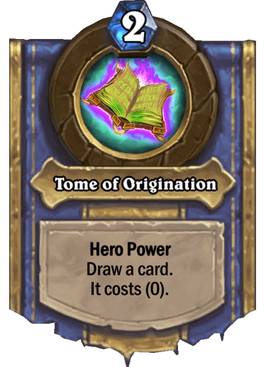 Tome of Origination