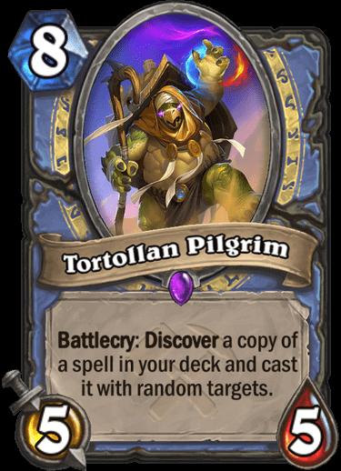 Tortollan Pilgrim