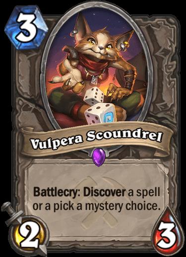 Vuplera Scoundrel