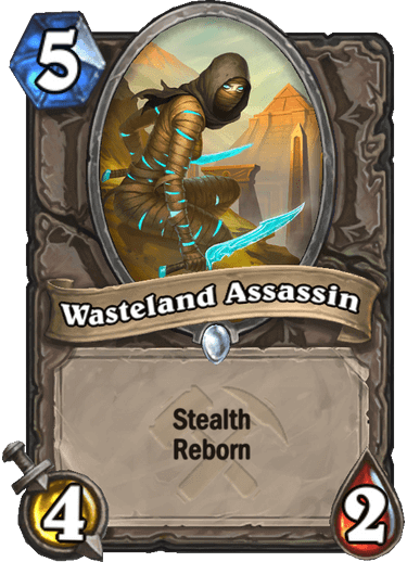 Wasteland Assassin