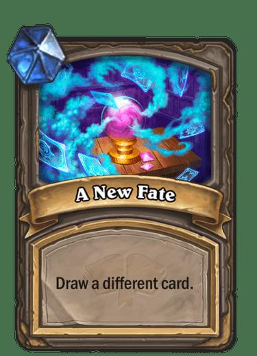 A New Fate