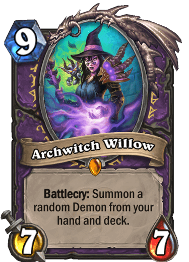 Archwitch Willow